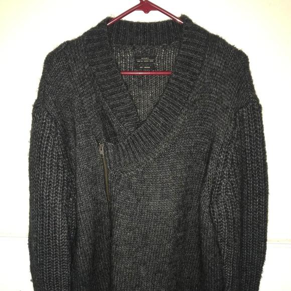 All Saints Other - All Saints Anno Cardigan Sweater Wool Alpaca M